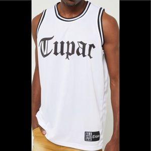 Other - Tupac shakur basketball jersey
